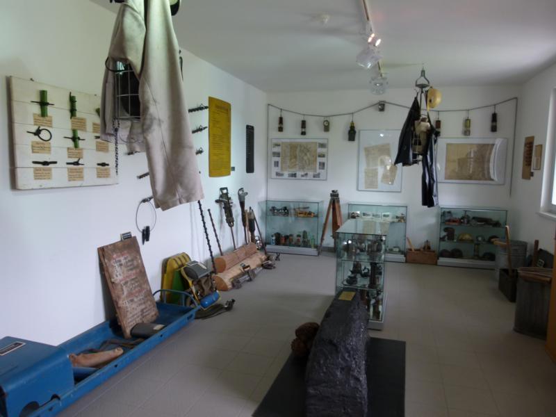 Bergbauausstellung